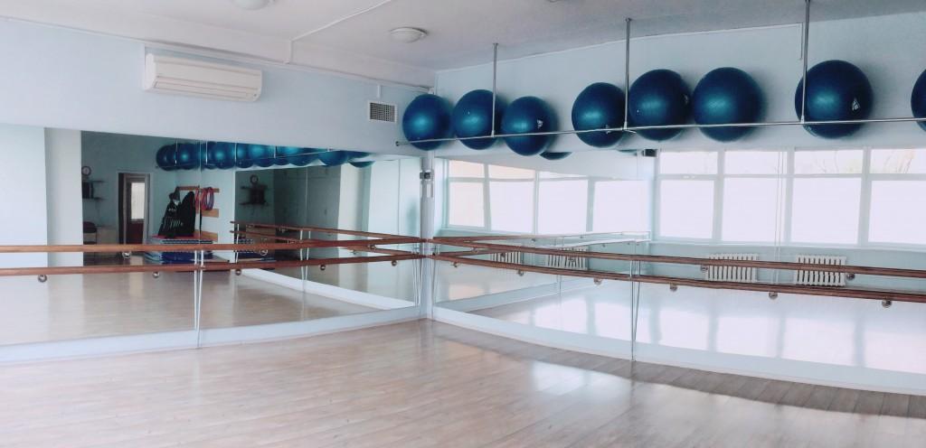 Baleto salė
