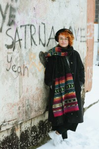 Luise_in_the_snow